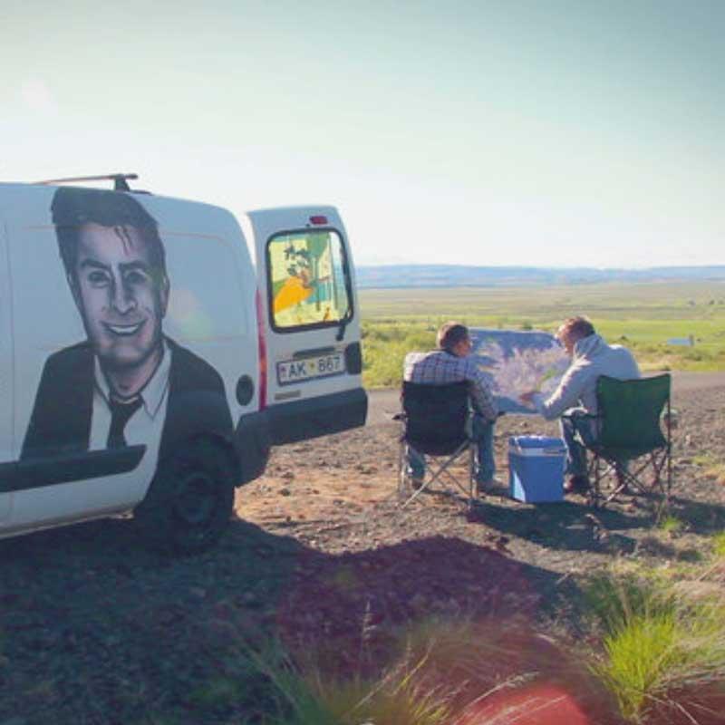 Reisbijbel in IJsland