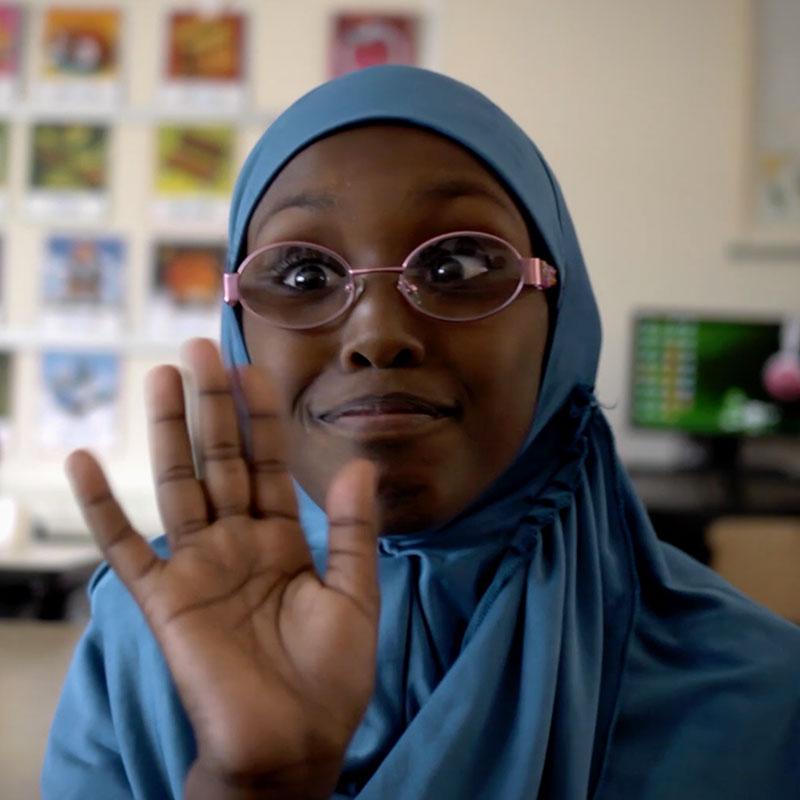 Video vluchtelingenwerk