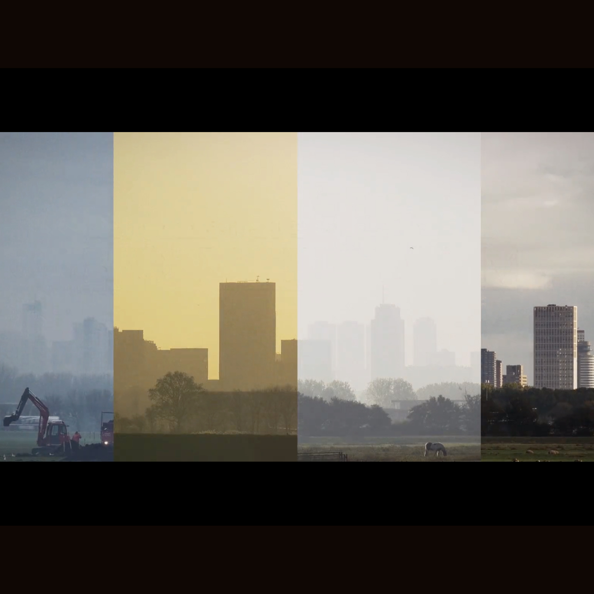 Rotterdam in four seasons - Koen Samson