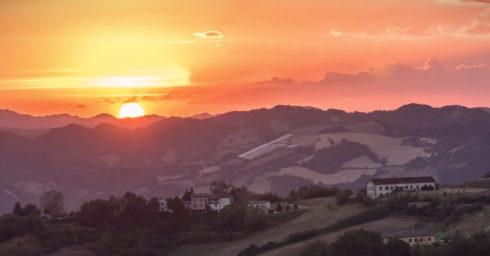 Italia Timelapse montage