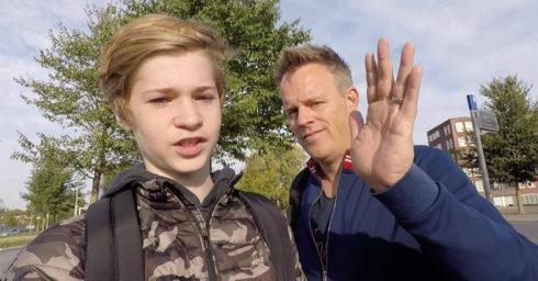 Vlog over Het Videobureau