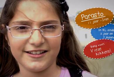 Video Kind in Harmonie
