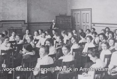 Maatschappelijk werk Amsterdam
