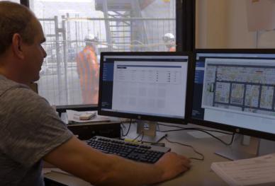Coördination in full control: with scaffoldmade software