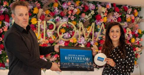 Around & Around Rotterdam - Timelapsefilm Euromast